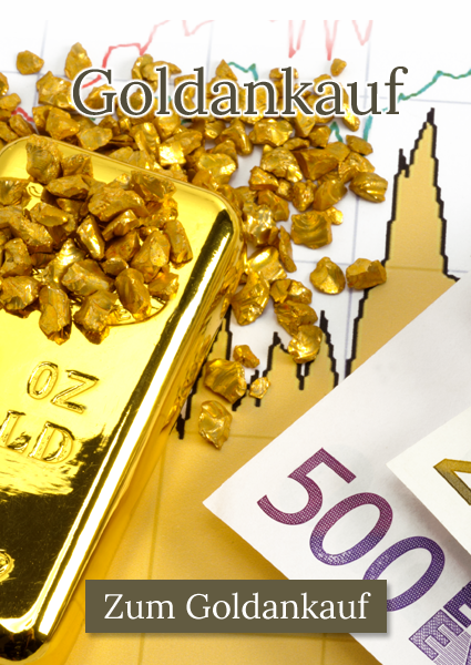 Goldbarren, Gold Nuggets und Bargeld